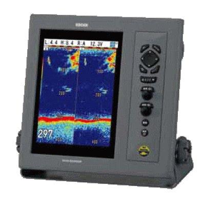 画像2: KODEN 光電 CVS-1410 魚群探知機 10.4インチカラー液晶 デジタル魚探 送信出力 1kW 50/200 KHz2周波 送料無料!