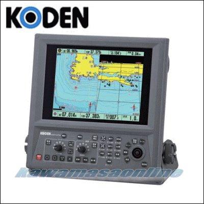 画像2: KODEN 光電 GTD-121 10.4インチカラー液晶GPSプロッター GPSアンテナセット